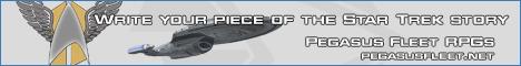 Proud Member of Pegasus Fleet